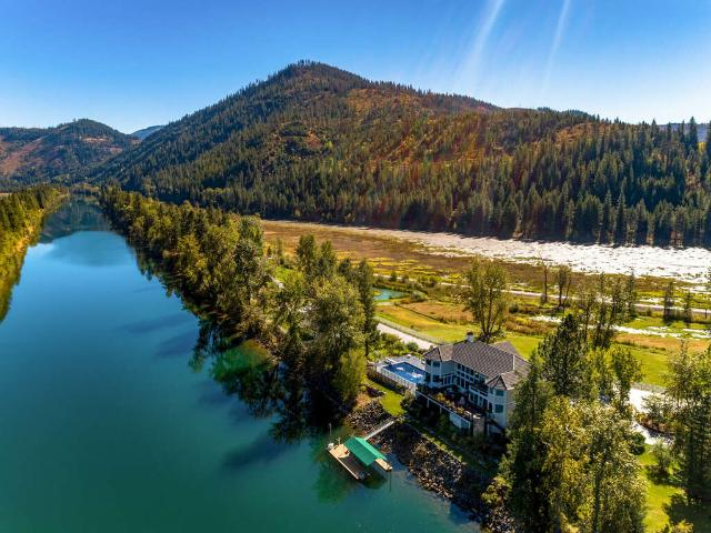 15170 S Bull Run Rd Cataldo, Id 83810: $7800000