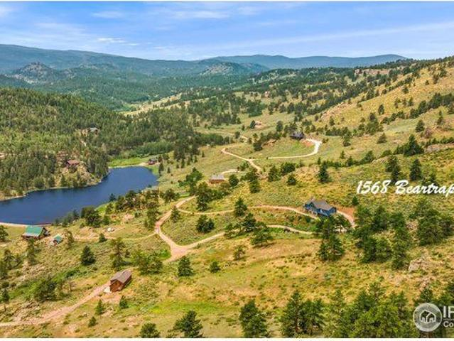 1568 Beartrap Rd Red Feather Lakes, Co 80545