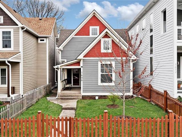 1606 Spann Ave, Indianapolis, In 46203 1117404 | Realtytrac