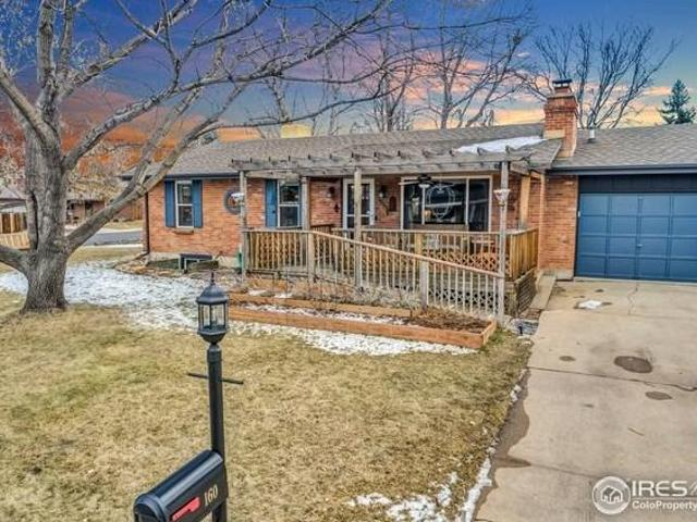 160 Cherokee Way, Boulder, Co 80303