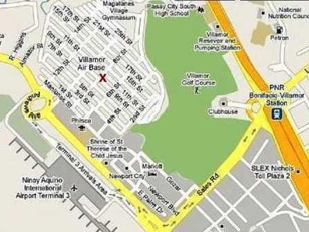 174 Sqm Lot For Sale At Villamor Air Base, Pasay City Only 8.5 Million