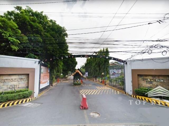 176k/sqm Vacant Lot For Sale In Greenmeadows Ave Pasig