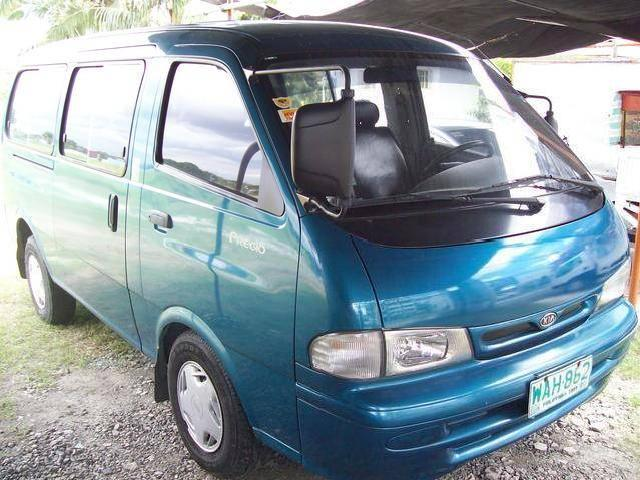 190k Only, Kia Pregio Van A/t 1998 Model Diesel 12 Seater