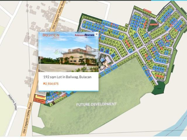 192 Sqm Residential Lot For Sale In Baliwag