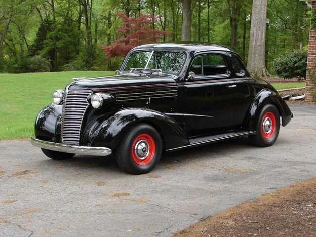 1938 Chevrolet 5 Window Coupe Used Cars - Mitula Cars