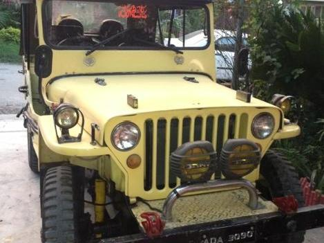 Willys Jeep For Sale In Pakistan