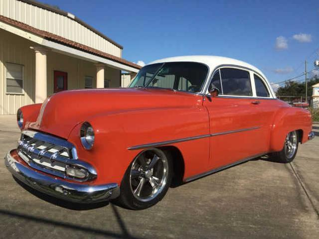1952 Chevy Deluxe Used Cars Mitula Cars