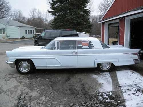 lincoln continental 14 used 1960 lincoln continental. Black Bedroom Furniture Sets. Home Design Ideas
