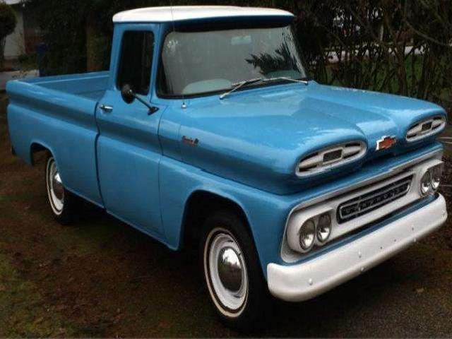 1961 chevy truck sale mitula cars. Black Bedroom Furniture Sets. Home Design Ideas