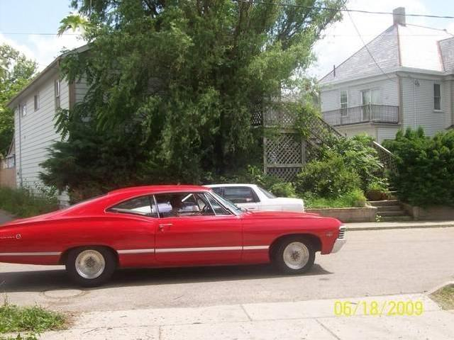 1967 chevy impala fastback make an offer