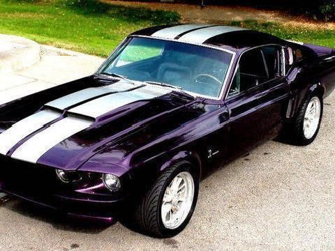 1967 ford mustang shelby eleanor recreation 514 svt