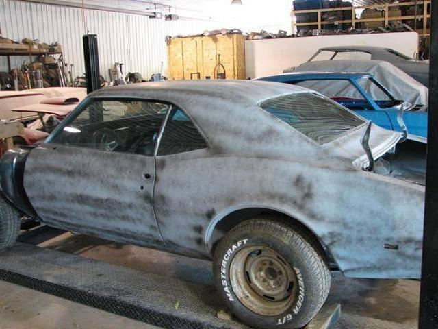 1967 1968 1969 camaro project car for sale autos weblog. Black Bedroom Furniture Sets. Home Design Ideas