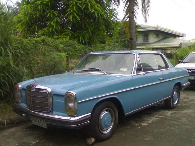 Classic mercedes benz used cars in manila mitula cars for Mercedes benz 1969