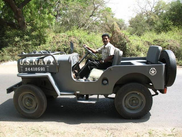Jeep Willys Gujarat 9 Jeep Willys Used Cars In Gujarat