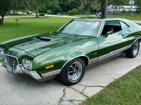 ford gran torino 10 used 1972 sport ford gran torino cars mitula cars. Black Bedroom Furniture Sets. Home Design Ideas