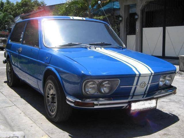 1976 <strong>Volkswagen</strong> <strong>Brasilia</strong>