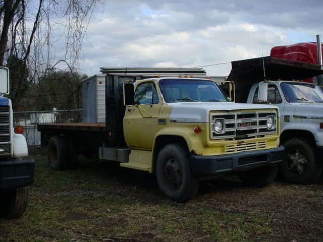 GMC 6500 - 98 Used truck GMC 6500 Cars - Mitula Cars
