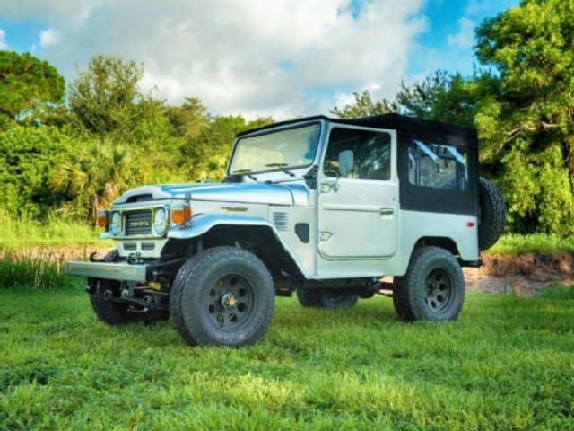 1982 1982 toyota land cruiser