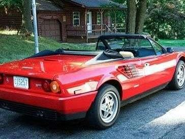 ferrari mondial cabriolet sale mitula cars. Black Bedroom Furniture Sets. Home Design Ideas