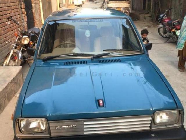 1986 used suzuki fx 1986 for sale in lahore
