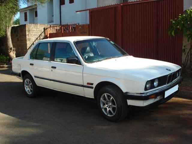 1987 bmw e 30