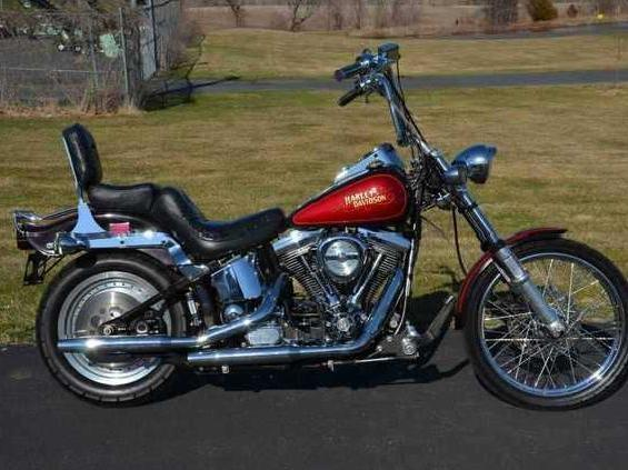 Harley Davidson Fxstc Softail Custom California Mitula Cars