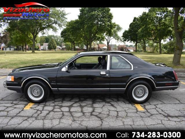 Lincoln Mark LSC - used coupe lincoln mark vii lsc - Mitula Cars