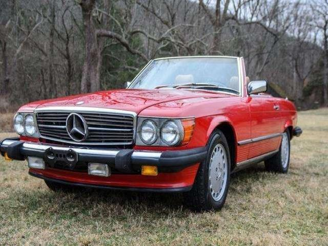 560sl Mercedes Benz Used Cars in New Jersey - Mitula Cars