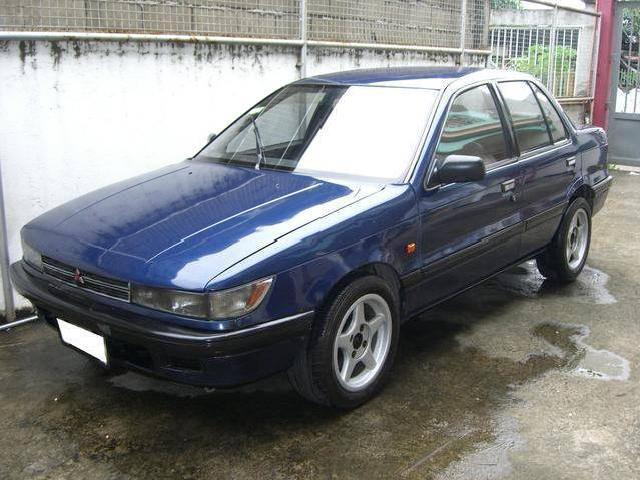 Mitsubishi Lancer 1989 With Pictures Mitula Cars