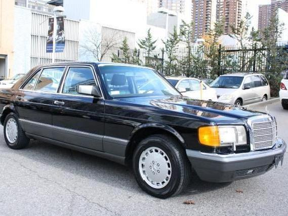 Mercedes benz 560sel new york mitula cars for Mercedes benz new york ny