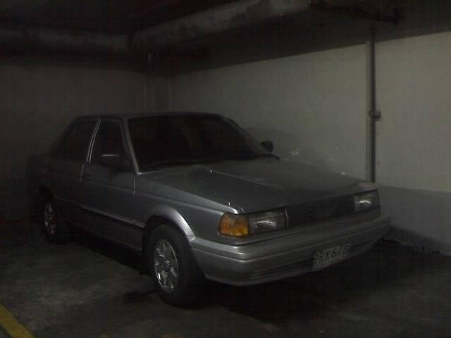 1990 Nissan Sentra Gasoline, Engine In Excellent Condition, Strong A/c