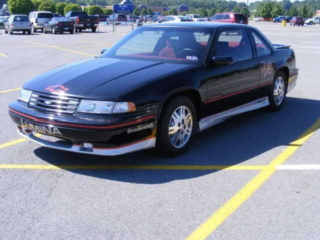 1991 Chevrolet Lumina Z34 Owners Manual