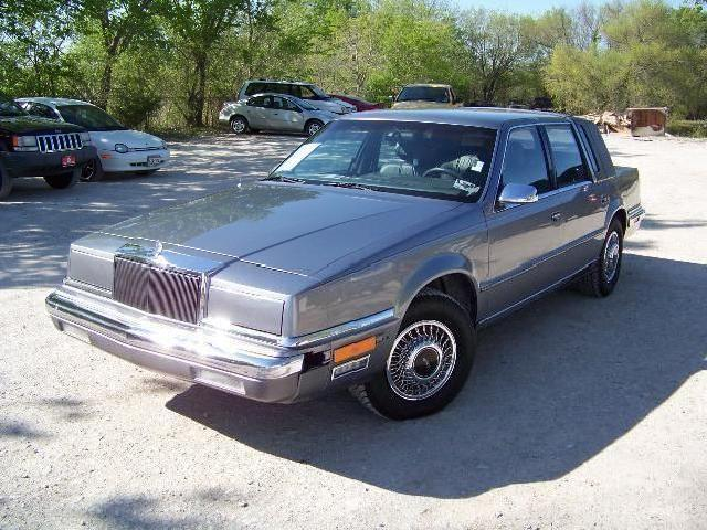 1991 fifth chrysler new yorker used cars in avenue for 1992 chrysler new yorker salon