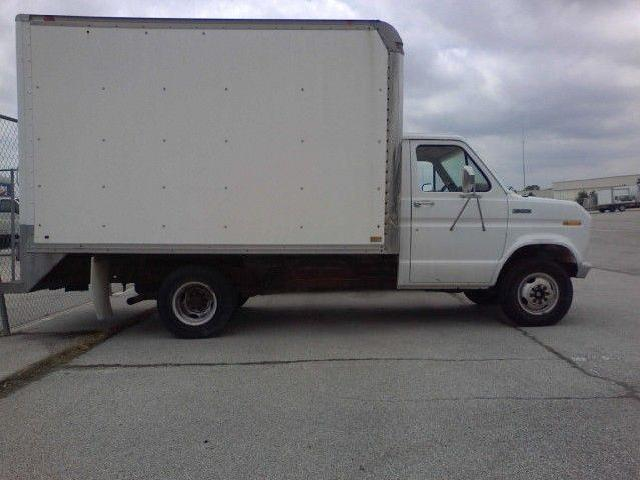 <strong>1991</strong> Ford Econoline Cutaway <strong>Van</strong> E350 138 Wb Commercial