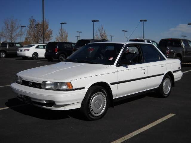 1991 Toyota Camry Used Cars In Sedan Mitula Cars