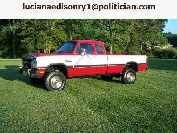 <strong>1992</strong> <strong>Dodge</strong> Ram 2500 Le