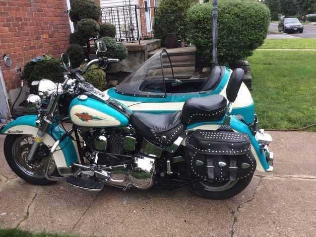 Cream Harley Davidson Softail Used Cars Mitula Cars