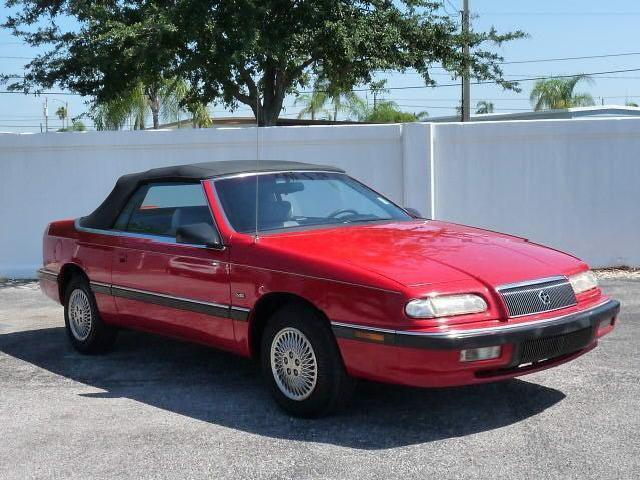 Chrysler Lebaron In Sacramento Used 1993 Mitula Cars