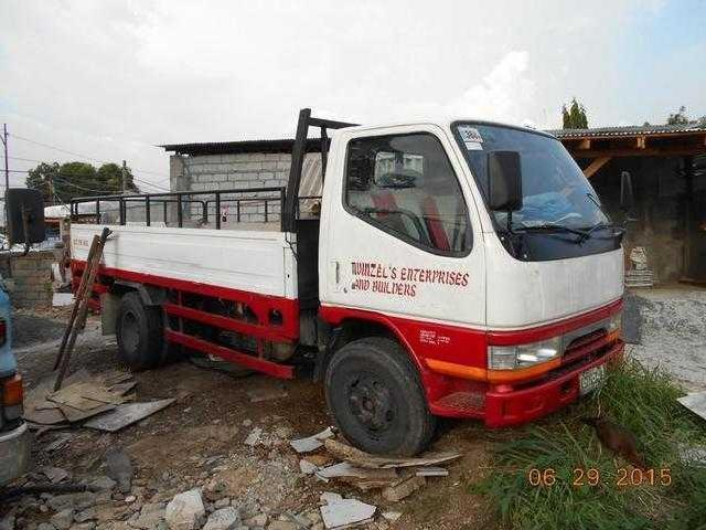 1993 Isuzu Elf 4ba1 Engine Canter Cab