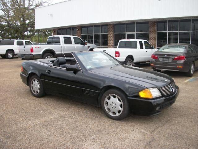 1993 mercedes benz coupe mitula cars for Garage mercedes versailles