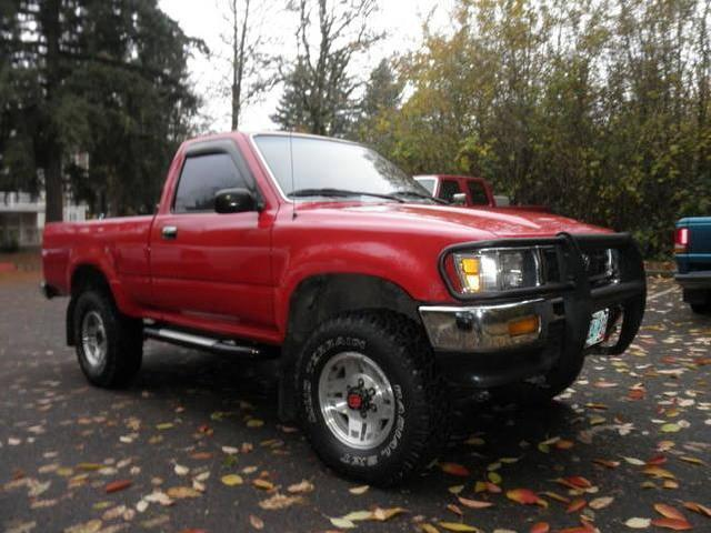 Seattle Car Auction >> 4x4 pickup Toyota 22R Used Cars - Mitula Cars