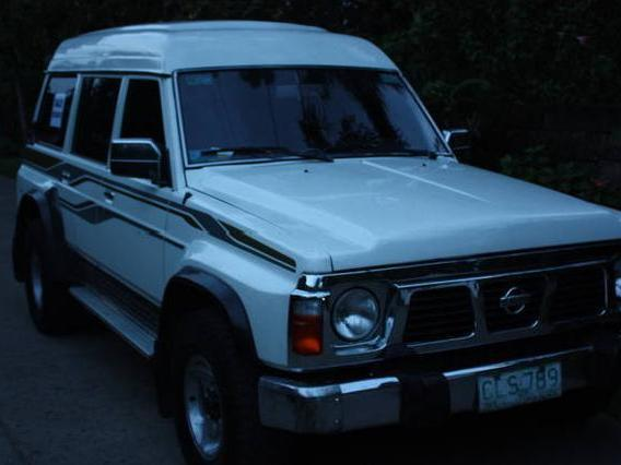 1994 nissan patrol safari local 4x4 dsl
