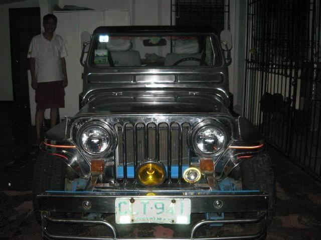 1994 Other Owner Type Jeep