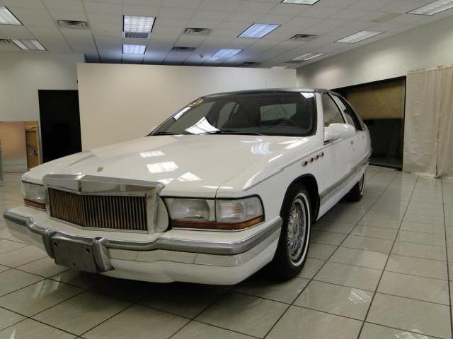 1996 buick roadmaster digestible collectible the truth about cars
