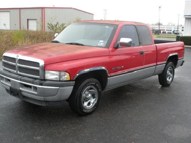 1995 Dodge Ram 1500 Used Cars In Texas Mitula Cars