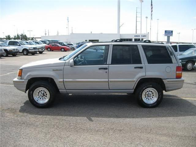 1995 Jeep Grand Cherokee Air Conditioning System