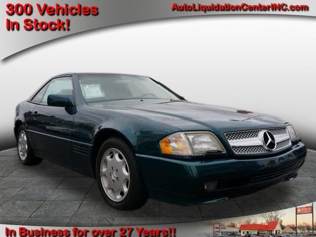 Sl500 mercedes benz used cars mitula cars for 1995 mercedes benz sl500