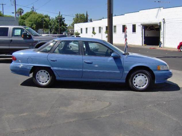 1995 mercury sable gs sedan with pictures mitula cars. Black Bedroom Furniture Sets. Home Design Ideas