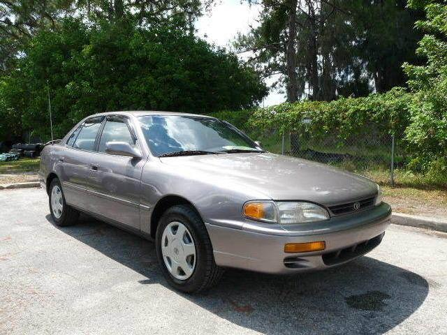 Toyota Camry 1995 Tampa Mitula Cars