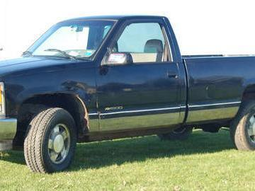 1996 4wd Chevy K1500 Work Truck Pickup